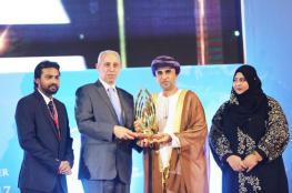 """رئيس """"الغرفة: يفوز بجائزة """"جواهر"""" من منظمة التعاون الإسلامي"""