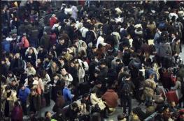 بدء أكبر هجرة بشرية في 2019