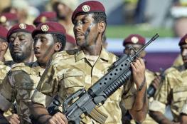 قطر تكشف عن إجراء تدريبات عسكرية