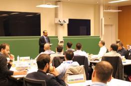إطلاق الدفعة الثالثة من البرنامج الوطني للرؤساء التنفيذيين في سويسرا