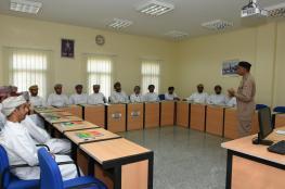 4 برامج تدريبية في معهد السلامة المرورية