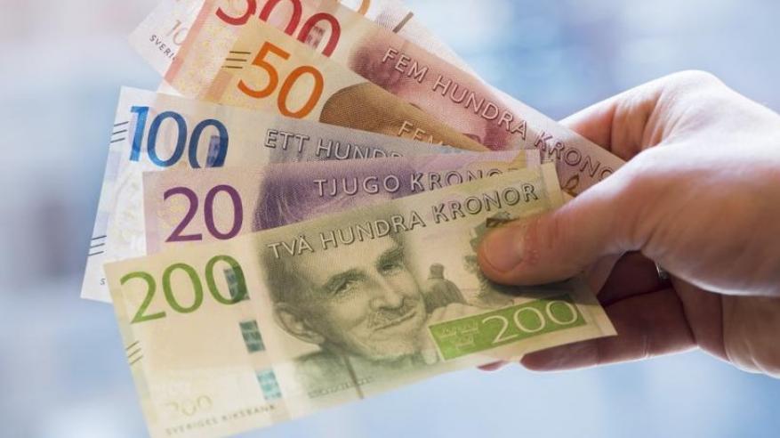 الكرونا السويدية تواصل الهبوط أمام اليورو على خلفية التوترات التجارية