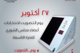 """""""انتخابات الشورى 2019"""".. تقنيات حديثة بأعلى مواصفات الأمان لتحقيق النزاهة والشفافية"""