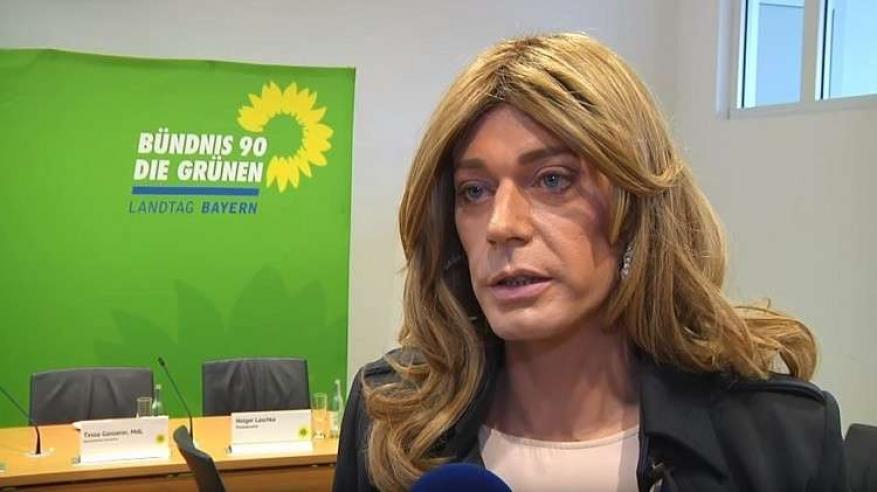 شاهد .. قصة أول متحول جنسياً في البرلمان الألماني