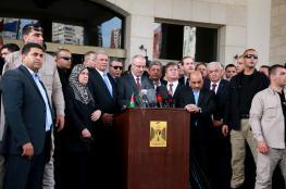 """""""حماس"""" تستعجل الحكومة الفلسطينية لتسلم مهامها في غزة"""