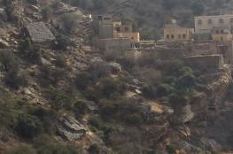 """صحيفة إماراتية تسلط الضوء على سحر وجمال منطقة """"الجبل الأخضر"""""""