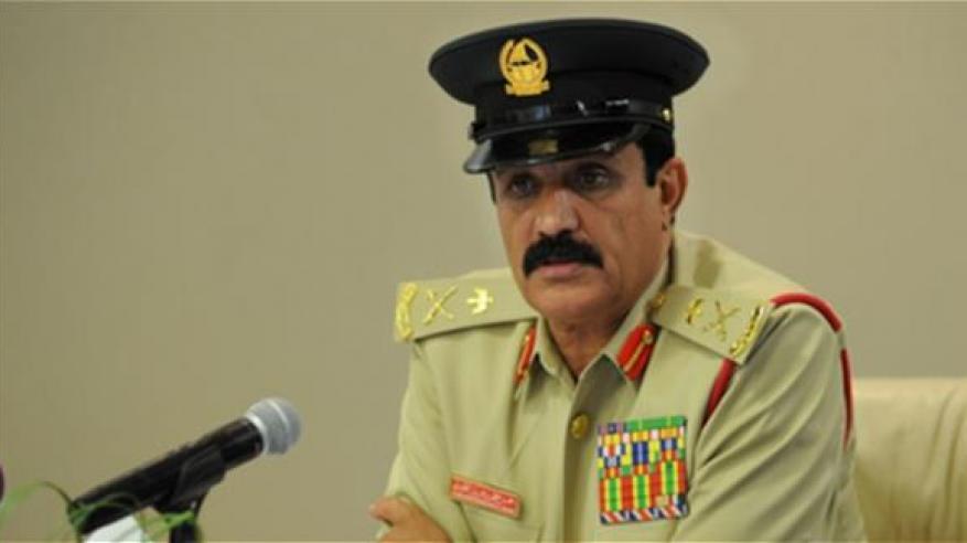 شرطة عمان السلطانيّة تقدم التعازي في وفاة القائد العام لشرطة دبي