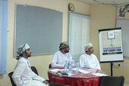 لجنة البحوث العلمية تعقد اجتماعها الثاني بصحار