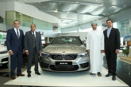 """""""الجنيبي"""" تكشف النقاب عن طرازات BMW الجديدة كليا"""