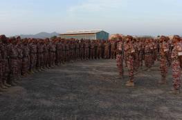 الجيش السلطاني العماني يشارك في التمرين العماني الإماراتي المشترك (تعاون 2)