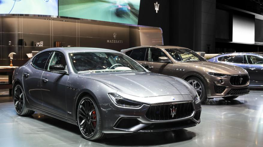 Maserati Ghibli S Q4 GranSport at Geneva Motor Show 2019
