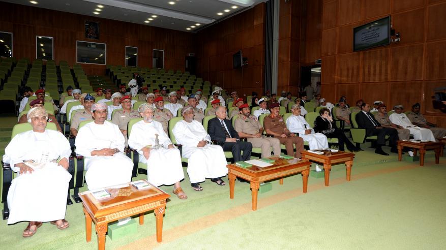 أبوالغيط يبرز مهام الجامعة العربية في محاضرة بكلية الدفاع الوطني