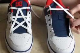 حل لغز تفكك أربطة الأحذية!