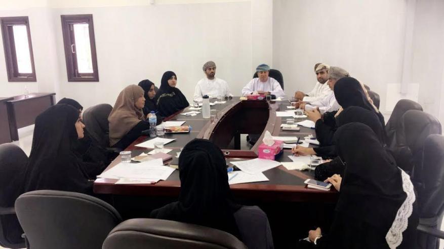 لجنة حماية الطفل بجنوب الباطنة تعقد اجتماعها الثاني في 2017