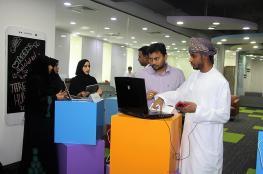 """""""تقنية المعلومات"""" تحتفل بتخريج 60 متدربا على تطبيقات الهواتف"""