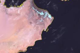أمطار غزيرة على محافظة مسندم .. وتوقعات بتجدد نزول الغيث على عدد من المناطق