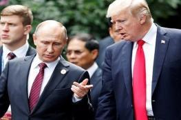 """اتفاق """"سريع"""" بين بوتين وترامب على """"الحل السياسي"""" في سوريا"""