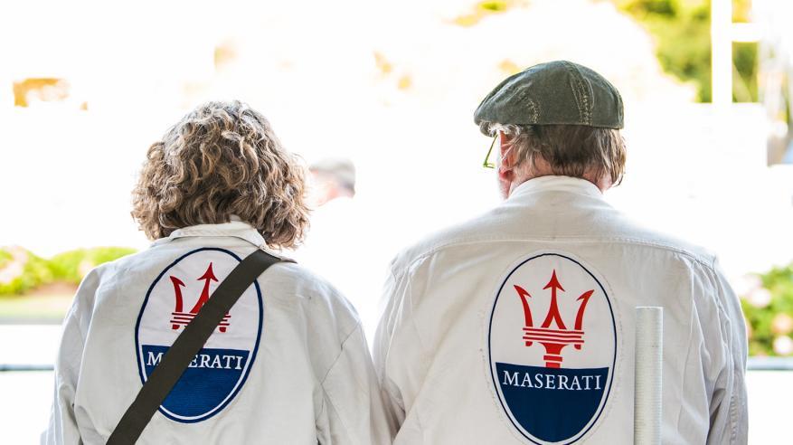 Maserati at Goodwood Revival - Paddocks_7