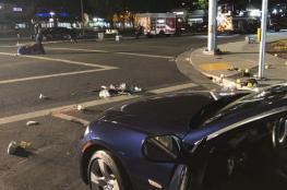 سائق أمريكي يدهس بسيارته مارة ظنا أنهم مسلمون