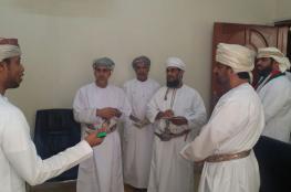 أمين عام مجلس القضاء يزوّر مجمّع محاكم مسندم ومحكمة دبا