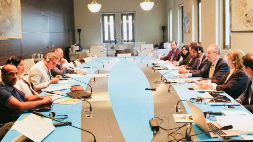 """""""حقوق الإنسان"""" تشارك في الطاولة المستديرة بمدريد"""