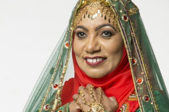 الفنانة أمينة عبد الرسول: الدراما العمانية ما زالت بحاجة إلى الدعم المادي والفني