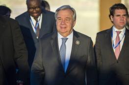 أمين الأمم المتحدة ينضم لمحادثات اليمن وتزايد الضغط لإبرام اتفاق