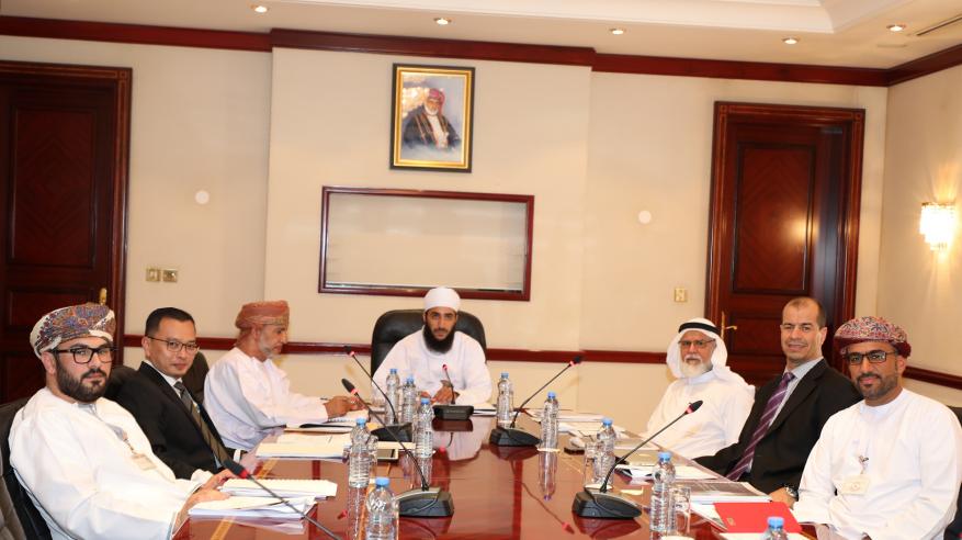 """""""الرقابة الشرعية بالمركزي"""" تناقش مشروع إدارة السيولة في المؤسسات المصرفية الإسلامية"""