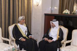 شهاب بن طارق يلتقي رئيس الوزراء القطري في مكة