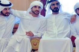 محمد بن راشد يحتفل بعقد قران 3 من أبنائه في يوم واحد