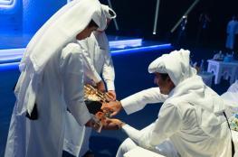 ما هو المشروع الضخم الذي كشف عنه أمير قطر ؟