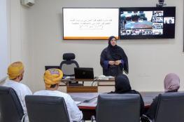مناقشة تنظيم سير العمل في التعليم قبل المدرسي مع رؤساء الأقسام بالمحافظات
