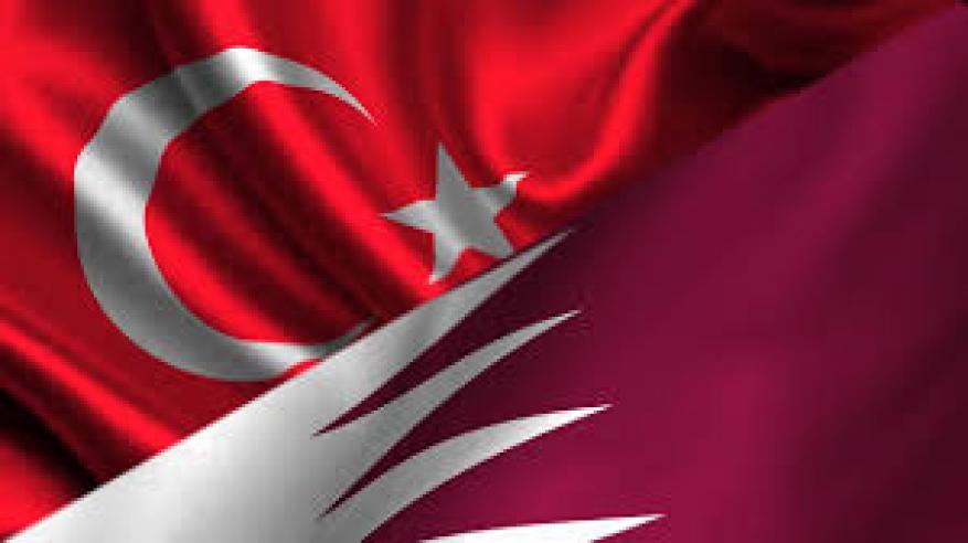 15 مليار دولار من قطر لوقف انهيار الليرة التركية