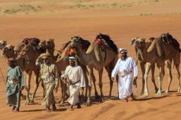 ختام ناجح لفعاليات قافلة حداء الصحراء لتعزيز السياحة الداخلية