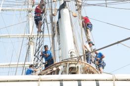 """""""شباب عمان الثانية"""" تصل ميناء كتانيا بجزيرة صقلية الإيطالية.. اليوم"""