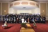 الكلية الحديثة تحتفل بتخريج 340 طالبا