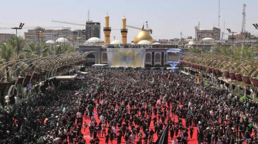 بالفيديو .. 131 قتيلا وجريحا في الاحتقال بذكرى عاشوراء بالعراق
