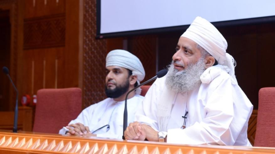 مجلس الدولة يعقد محاضرة دينية للتوعية بالسلامة المرورية