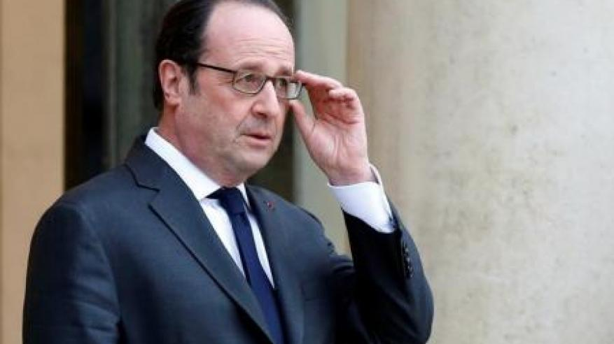 الرئيس الفرنسي يحذر ترامب من السياسات الحمائية في أمريكا