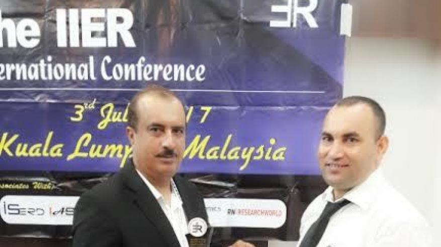 باحث عماني يحصل على أفضل ورقة بمؤتمر دولي في ماليزيا
