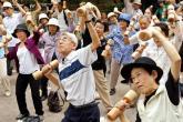 88% من معمري اليابان.. نساء!