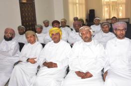 """محاضرة حول الاخلاق الإسلامية في """"تعليمية ظفار"""""""