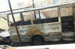 القبض على مُشعل النار في حافلة بشمال الباطنة