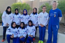جيوتك تشارك في بطولة القدم للفتيات بجامعة السلطان قابوس