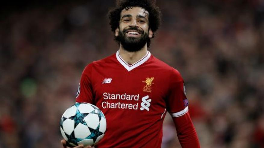 النجم محمد صلاح يواصل تسجيل الأرقام القياسية ويترشح لأفضل لاعب في اوروبا