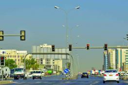 """الشرطة: تجاوز الإشارة الحمراء """"جريمة"""".. وعدم الالتزام بها يفضي لوقوع الحوادث المرورية"""