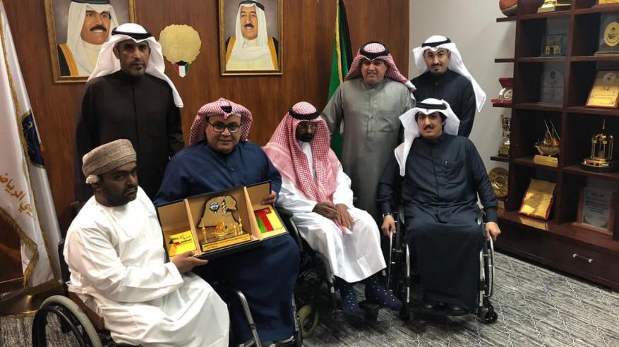 عبد الله البلوشي: جائزة الرؤية لمبادرات الشباب نبراس لذوي الاحتياجات الخاصة