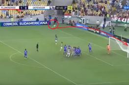 بالفيديو.. جونيور البرازيلي يسجل هدفا خياليا
