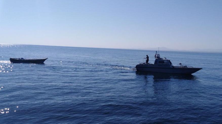خفر السواحل تقدم المساعدة لـ 7 قوارب في البحر