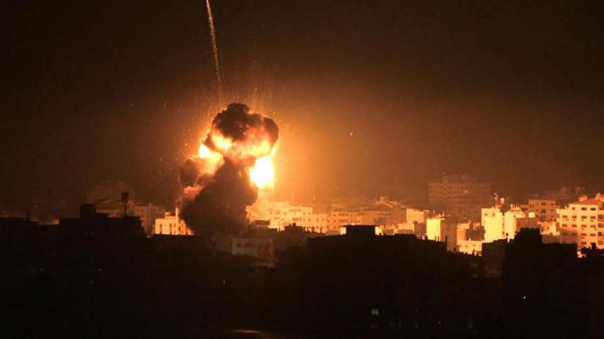الاحتلال يدمر مكتب إسماعيل هنية في غزة
